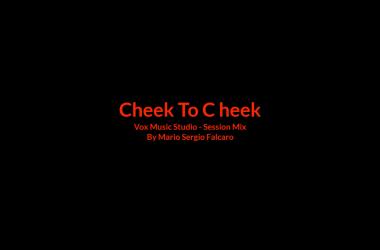 Captura de Tela Cheek to Cheek - Session Mix