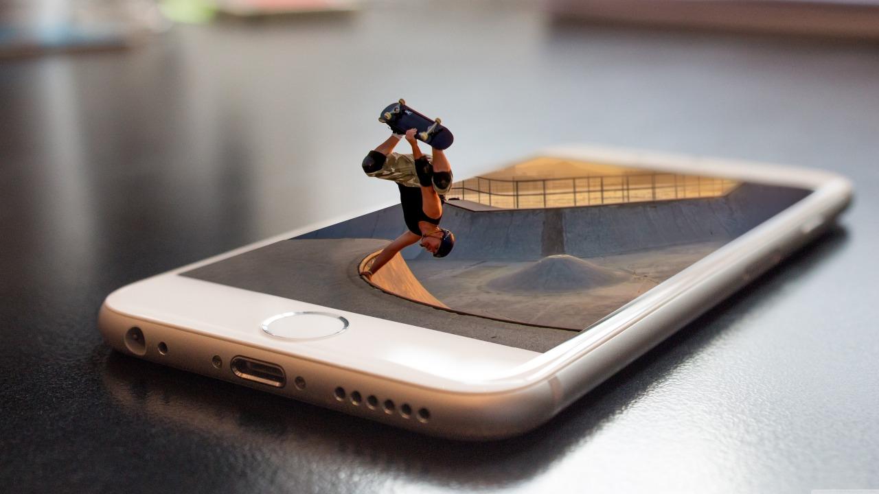 celular skate