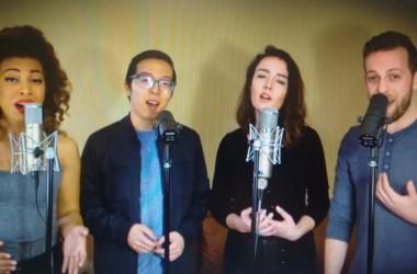 grupo vocal x